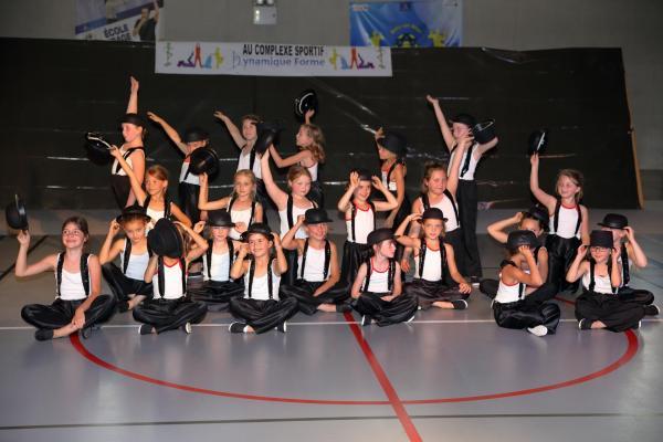 danse petits