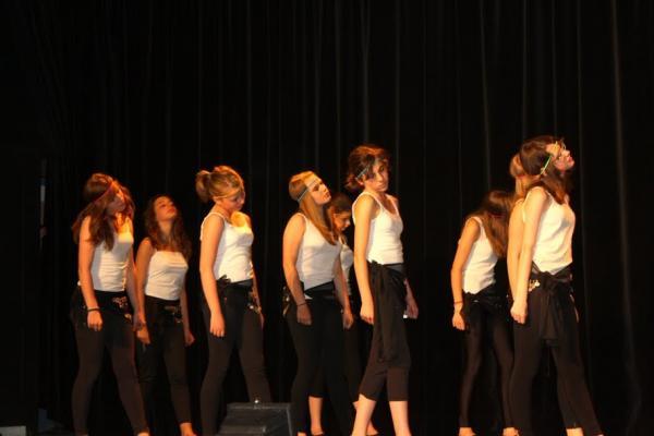 danse ados
